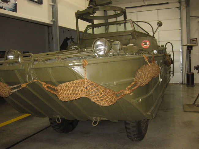 FS: 1944 GMC DUKW Restored Runs and Floats!!! - G503