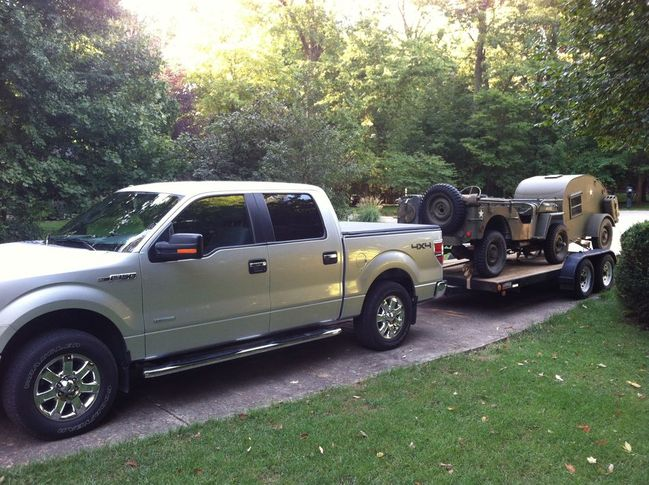 how much can i tow page 2 ford f150 forum community of ford truck fans. Black Bedroom Furniture Sets. Home Design Ideas