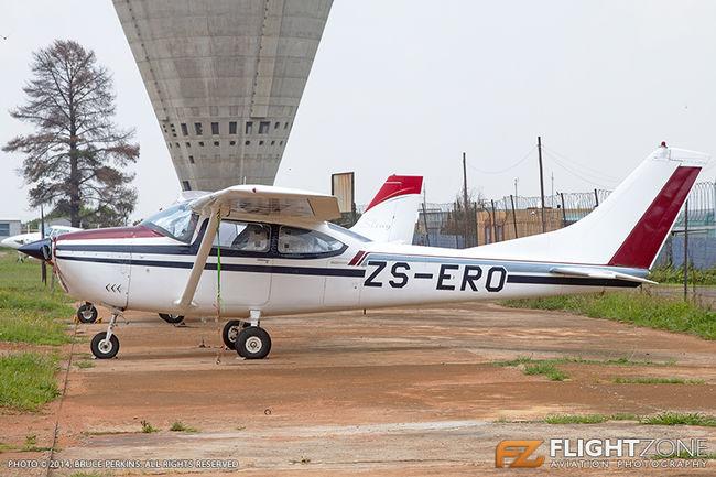 Cessna 182 Skylane ZS-ERO Grand Central Airport FAGC