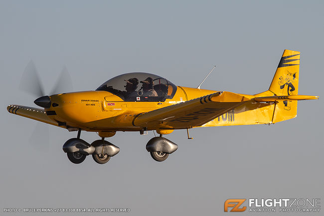 Zenair Zodiac CH-601 HDS ZU-TOM Nylstroom Airfield FANY