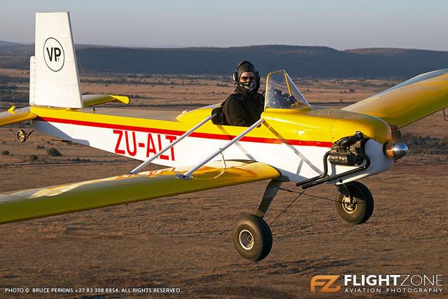 Evans VP-1 ZU-ALT Nylstroom Airfield FANY