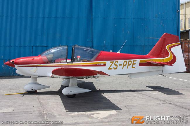 Alpha 160 AI ZS-PPE Rand Airport FAGM Robin R2160I