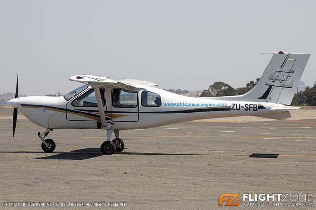 Jabiru ZU-SFB Rand Airport FAGM