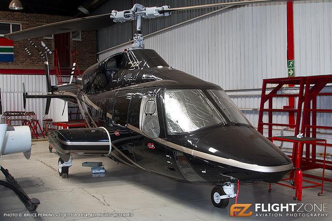 Bell 222 ZT-RIT ex ZS-HJX Rand Airport FAGM