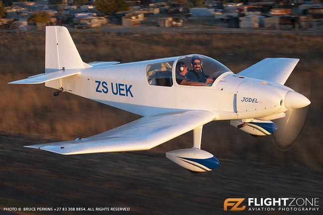 Jodel D11 ZS-UEK Nylstroom Airfield FANY