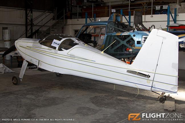Vans RV-7 ZU-KIT Rand Airport FAGM