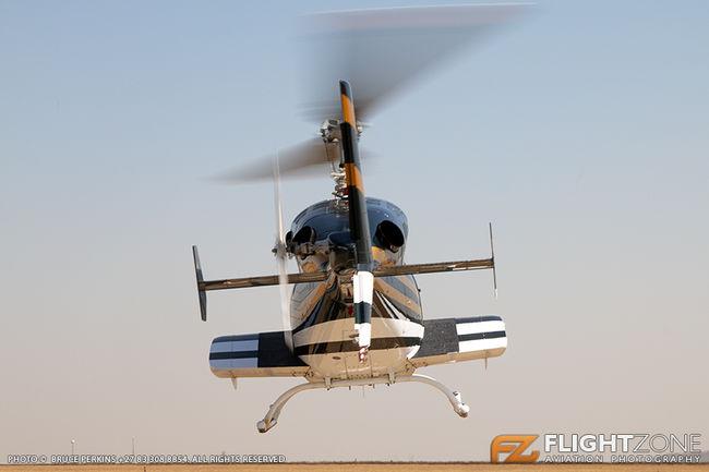Bell 222 UT ZS-HDF Rand Airport FAGM