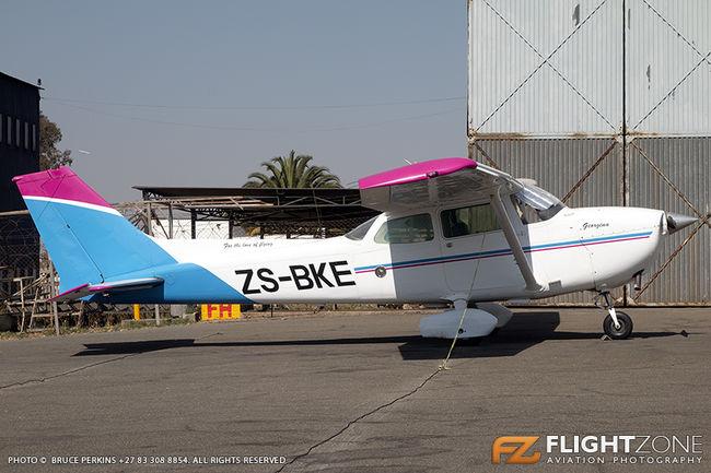 Cessna 172 Skyhawk ZS-BKE Rand Airport FAGM