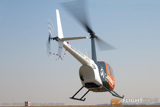 Robinson R44 ZS-RRV Rand Airport FAGM