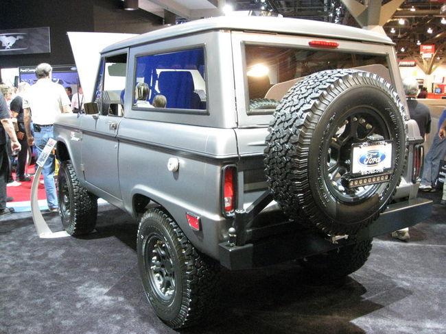 Icon Bronco