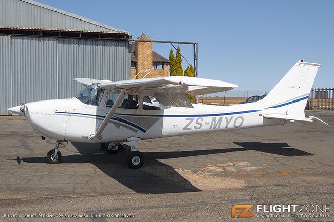 Cessna 172 Skyhawk ZS-MYO Rand Airport FAGM