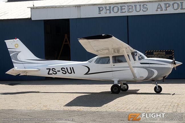 Cessna 172 Skyhawk ZS-SUI Rand Airport FAGM