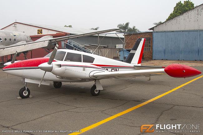 Piper PA-30 Twin Comanche ZS-EIN Rand Airport FAGM
