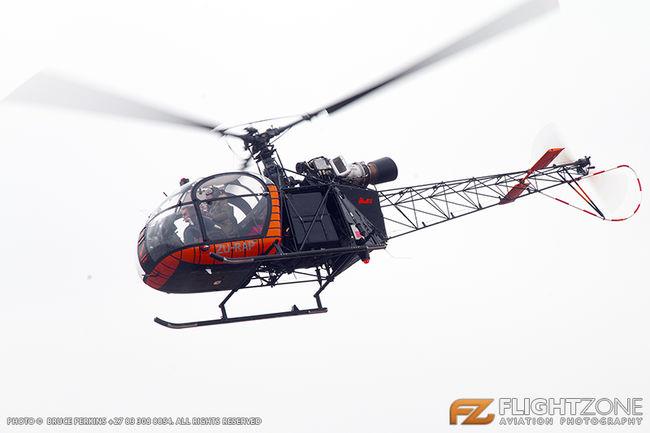 Aerospatiale Alouette II ZU-RAP Rand Airport FAGM