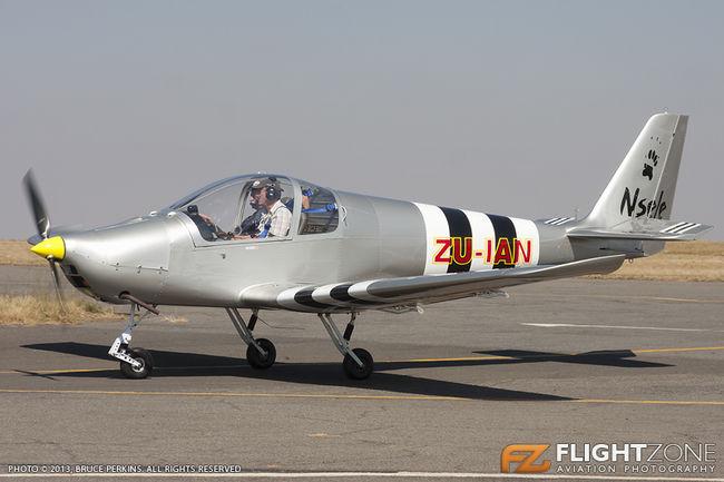Kappa 77 A.S. KPD-2U ZU-IAN Rand Airport FAGM
