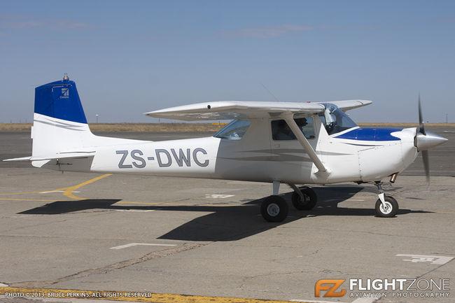 Cessna 150 ZS-DWC Rand Airport FAGM