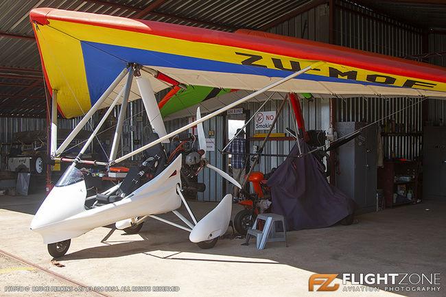 Aeros Trike ZU-MOF Brits Airfield FABS