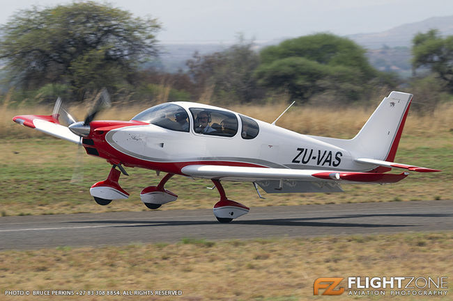 The Airplane Factory D8 Sling 4 TSI ZU-VAS Brits Airfield FABS