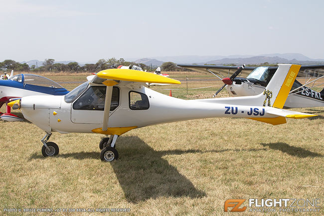 Jabiru ZU-JSJ Brits Airfield FABS