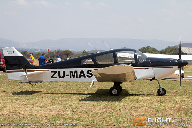 Zenair CH-640 ZU-MAS Brits Airfield FABS