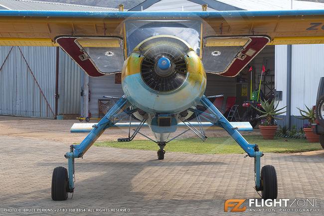 PZL PZL-104 Wilga ZU-WAS Brits Airfield FABS