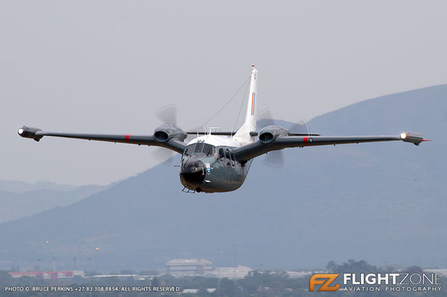 Piaggio P166S Albatros ZU-FPZ Brits Airfield FABS