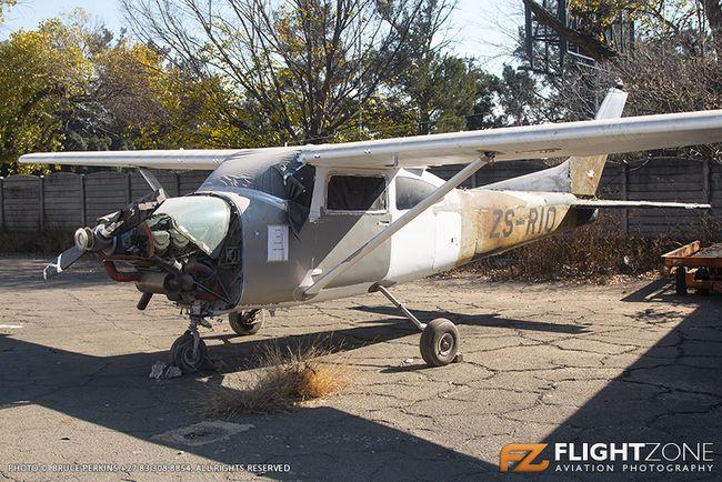 Cessna 182 Skylane ZS-RIO Rand Airport FAGM
