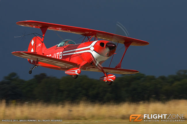 Pitts Special S-2S ZS-UTB Parys Airfield FAPY