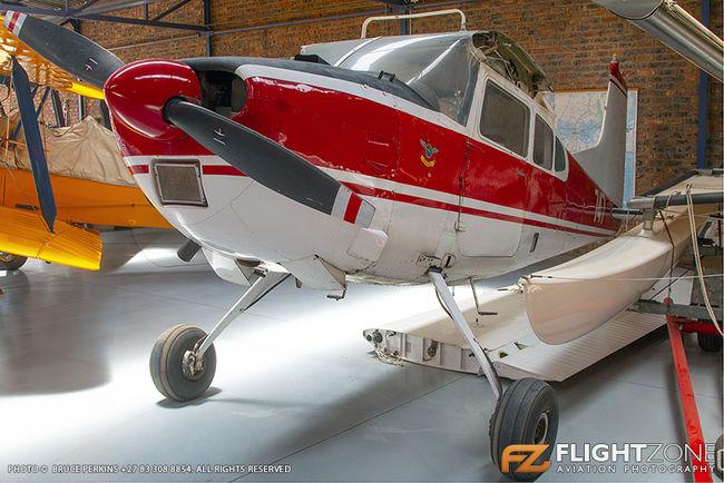 Cessna 185 Skywagon SAAF 747 Vereeniging Airfield FAVV