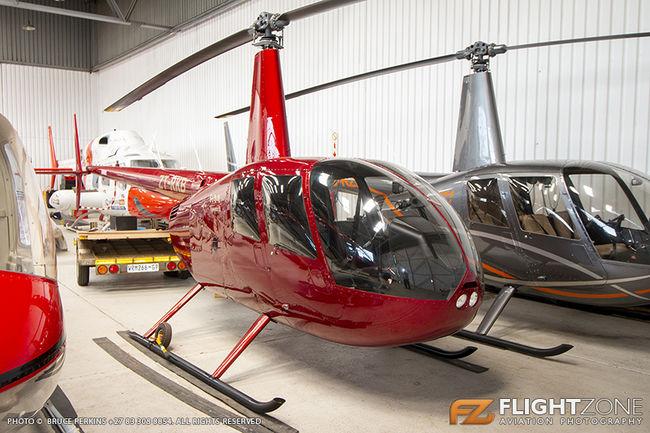 Robinson R44 ZT-RKB Rand Airport FAGM