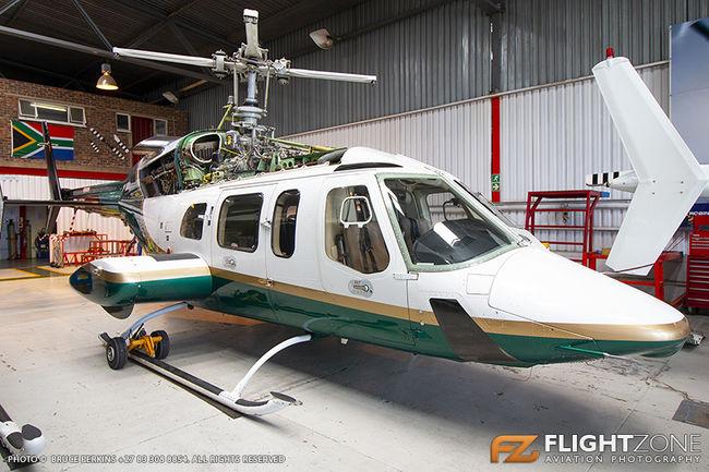 Bell 430 ZS-HHY Rand Airport FAGM