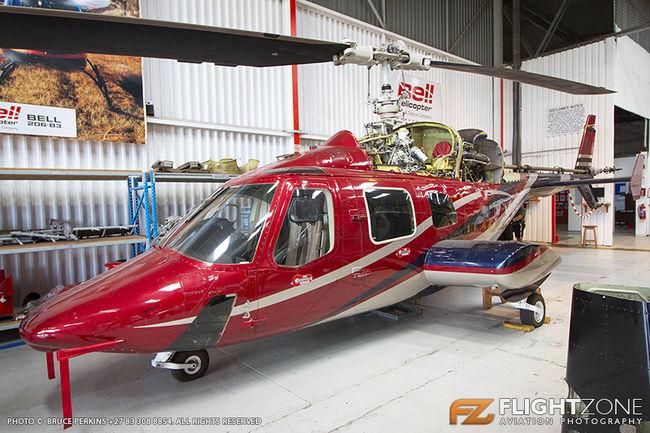 Bell 230 ZS-RGV Rand Airport FAGM