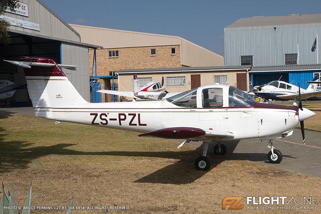 Piper PA-38-112 Tomahawk ZS-PZL Rand Airport FAGM