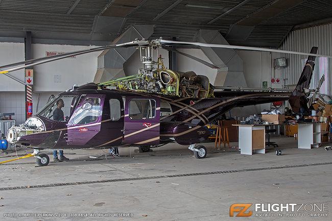 Bell 430 ZT-REH Rand Airport FAGM