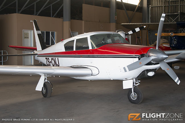 Piper PA-24 Comanche ZS-CNJ Rand Airport FAGM