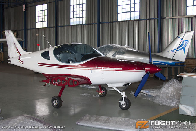 BRM Aero Bristell FC 15 LSA ZU-ICS C/N 07/2012 Rand Airport FAGM