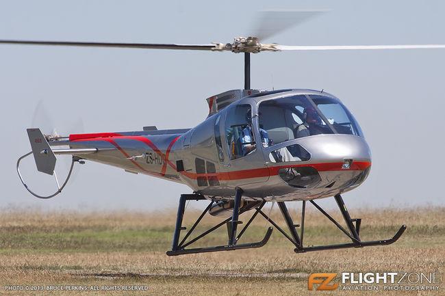 Enstrom 480B ZS-HDO Rand Airport FAGM