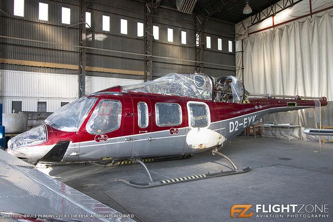 Bell 430 D2-EYK Rand Airport FAGM
