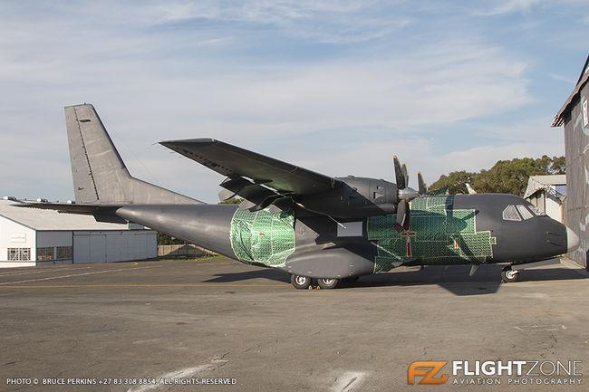 CASA 235 ZU-SOO Rand Airport FAGM
