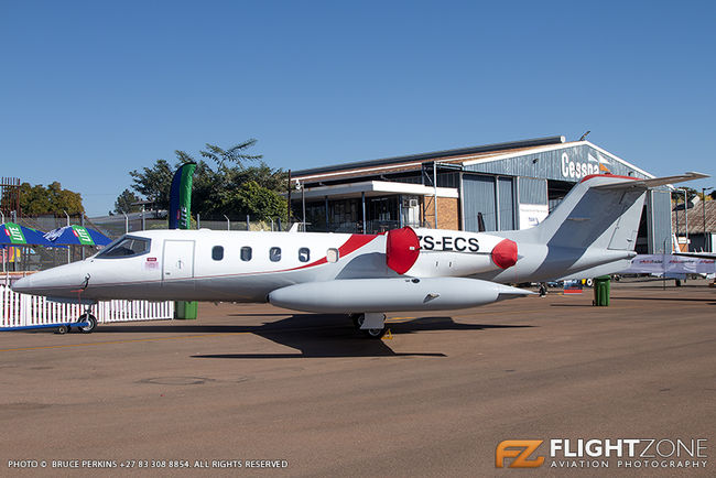 Lear Jet 35 ZS-ECS Wonderboom Airport FAWB