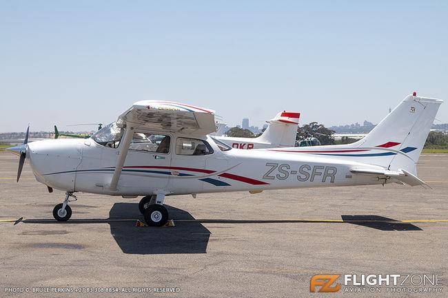 Cessna 172 Skyhawk ZS-SFR Rand Airport FAGM