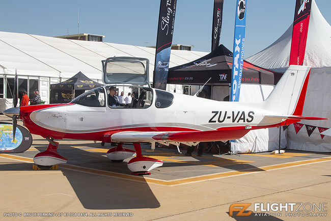 The Airplane Factory D8 Sling 4 TSI ZU-VAS Rand Airport FAWB