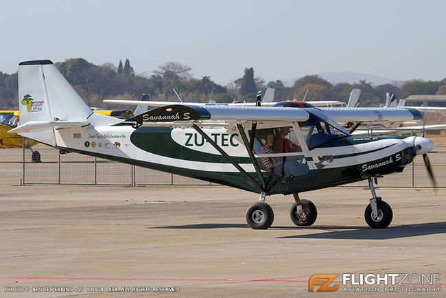 ICP Savannah S ZU-TEC Wonderboom Airport FAWB