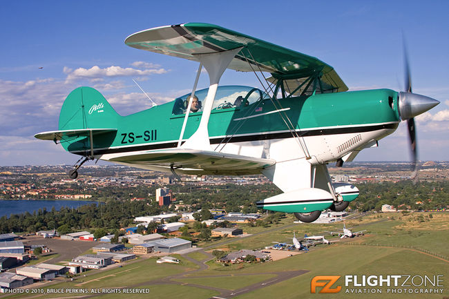 Pitts Special S-2B ZS-SII Rand Airport FAGM