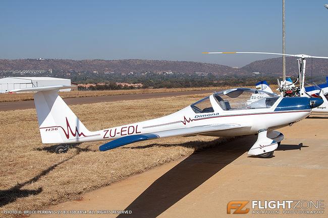 Hoffman H36 Dimona ZU-EDL Wonderboom Airport FAWB