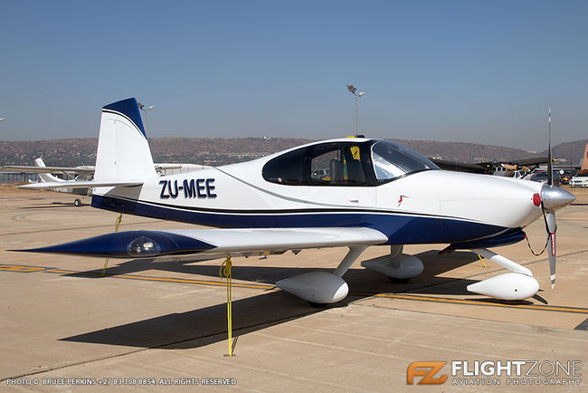 Vans RV-10 ZU-MEE Wonderboom Airport FAWB