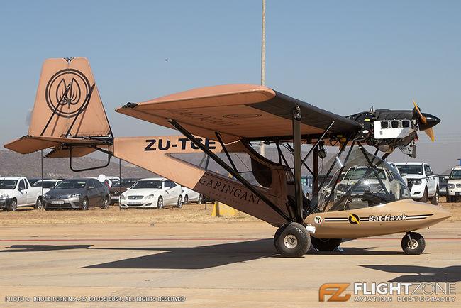 Micro Aviation Bat Hawk Bantam ZU-TCE Wonderboom Airfield FAWB