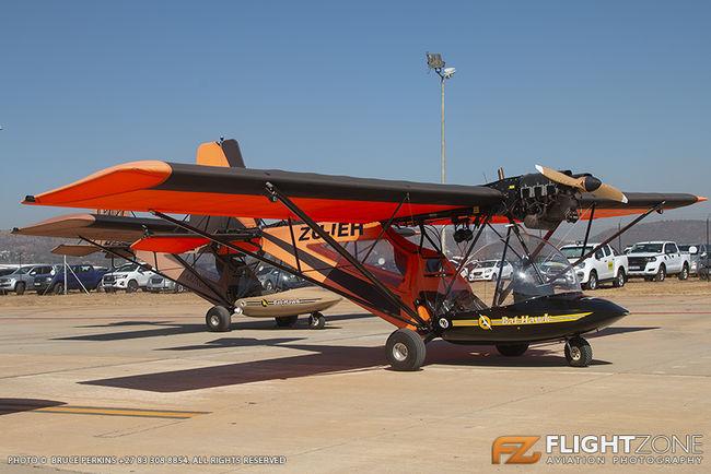 Micro Aviation Bat Hawk Bantam ZU-IEH Wonderboom Airfield FAWB