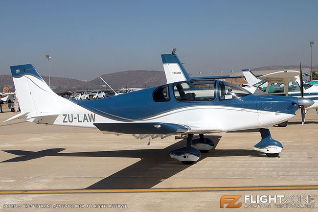 The Aeroplane Factory D8 Sling 4 ZU-LAW Wonderboom Airport FAWB