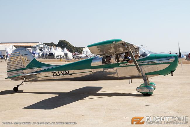 Cessna 170 ZU-VAL Wonderboom Airport FAWB